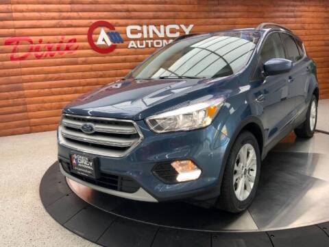 2018 Ford Escape for sale at Dixie Motors in Fairfield OH