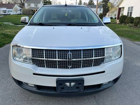 2009 Lincoln MKX for sale at Via Roma Auto Sales in Columbus OH