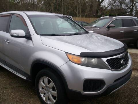 2011 Kia Sorento for sale at Louisiana Imports in Baton Rouge LA