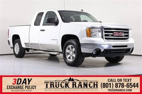 2013 GMC Sierra 1500 for sale at Truck Ranch in American Fork UT