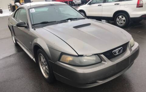 2001 Ford Mustang for sale at Trocci's Auto Sales in West Pittsburg PA