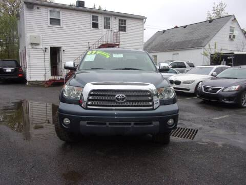 2007 Toyota Tundra for sale at Balic Autos Inc in Lanham MD