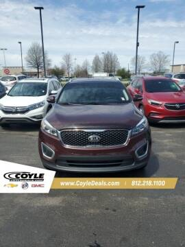 2017 Kia Sorento for sale at COYLE GM - COYLE NISSAN - New Inventory in Clarksville IN