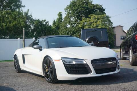 2014 Audi R8 for sale at HD Auto Sales Corp. in Reading PA