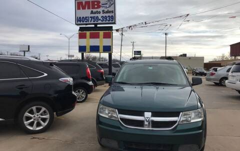 2009 Dodge Journey for sale at MB Auto Sales in Oklahoma City OK