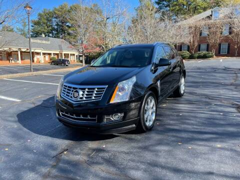 2013 Cadillac SRX for sale at SMT Motors in Roswell GA