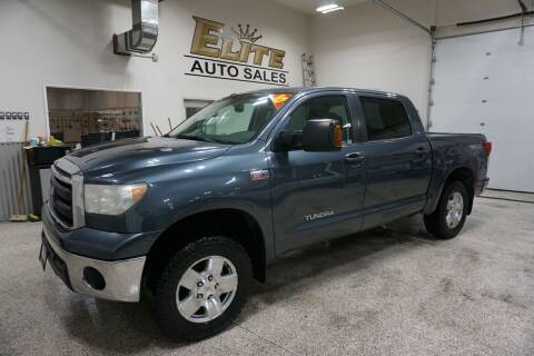 2010 Toyota Tundra for sale at Elite Auto Sales in Ammon ID