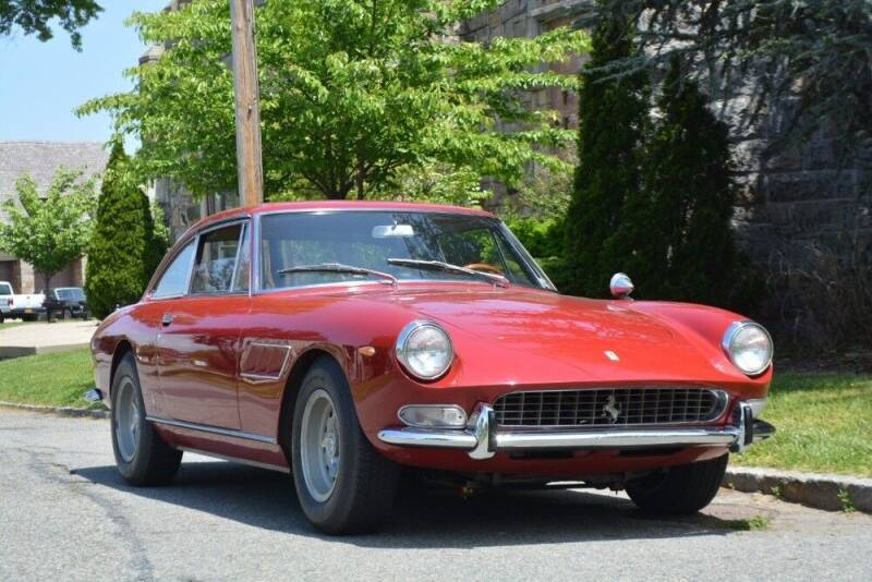1967 Ferrari 330GT for sale at Gullwing Motor Cars Inc in Astoria NY