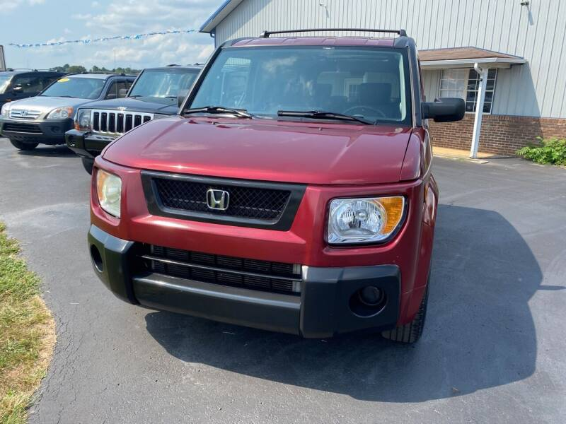 2006 Honda Element for sale at Holland Auto Sales and Service, LLC in Somerset KY
