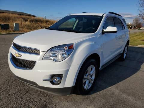 2014 Chevrolet Equinox for sale at Group Wholesale, Inc in Post Falls ID