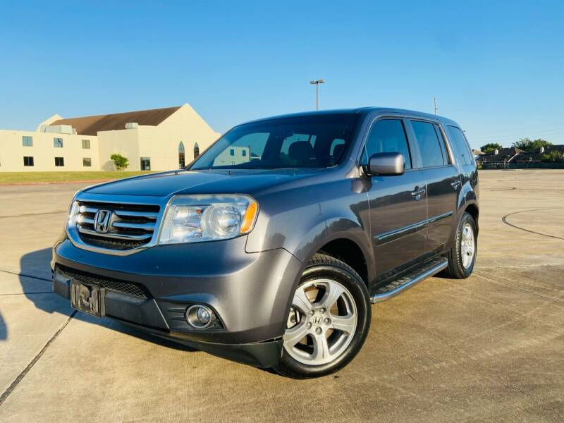 2015 Honda Pilot for sale at AUTO DIRECT in Houston TX