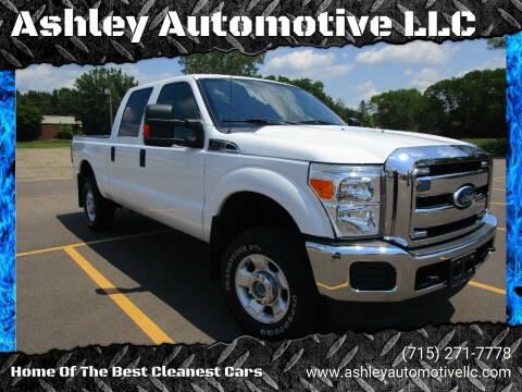 2012 Ford F-350 Super Duty for sale at Ashley Automotive LLC in Altoona WI