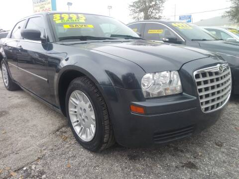 2007 Chrysler 300 for sale at AFFORDABLE AUTO SALES OF STUART in Stuart FL