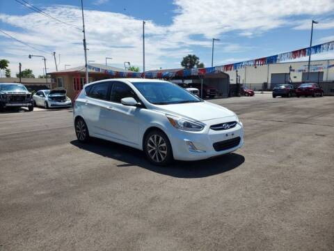 2016 Hyundai Accent for sale at Silver Star Auto in San Bernardino CA