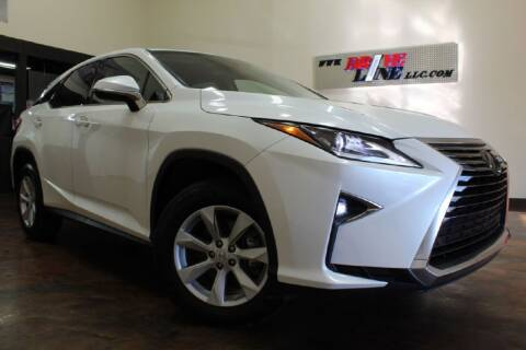 2017 Lexus RX 350 for sale at Driveline LLC in Jacksonville FL