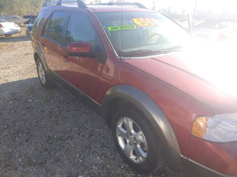 2006 Ford Freestyle for sale at Finish Line Auto LLC in Luling LA