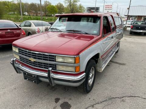 1992 Chevrolet C/K 2500 Series for sale at Auto Choice in Belton MO