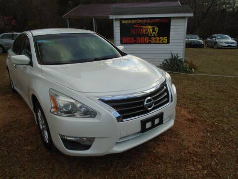 2014 Nissan Altima for sale at Hot Deals Auto LLC in Rock Hill SC