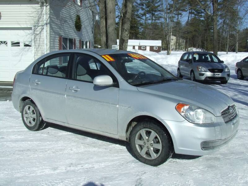 2011 Hyundai Accent for sale at DUVAL AUTO SALES in Turner ME