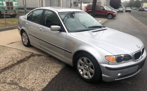 2002 BMW 3 Series for sale at O A Auto Sale in Paterson NJ