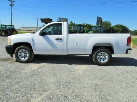 2012 Chevrolet Silverado 1500 for sale at 412 Motors in Friendship TN
