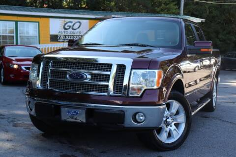 2010 Ford F-150 for sale at Go Auto Sales in Gainesville GA