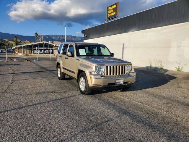 2010 Jeep Liberty for sale at Silver Star Auto in San Bernardino CA