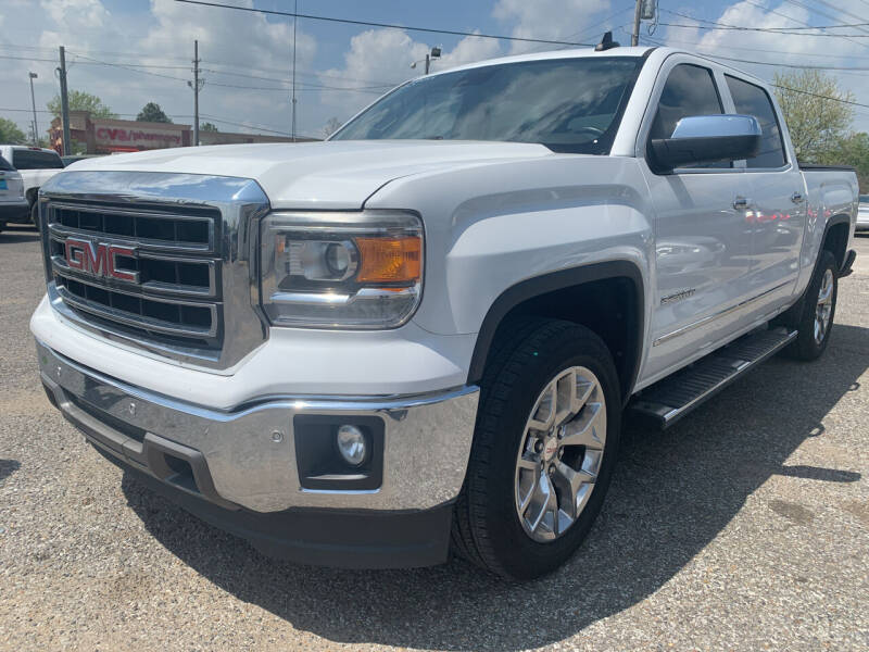 2015 GMC Sierra 1500 for sale at Safeway Auto Sales in Horn Lake MS