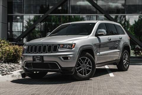 2019 Jeep Grand Cherokee for sale at MUSCLE MOTORS AUTO SALES INC in Reno NV