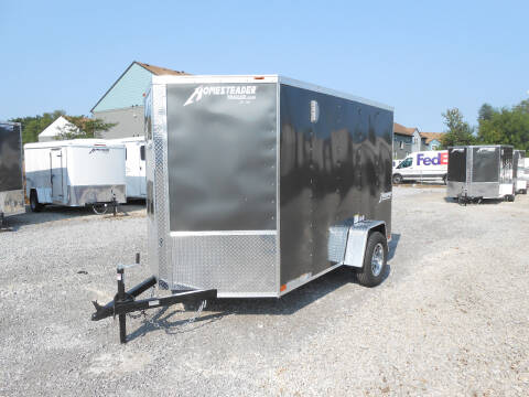 2021 Homesteader Intrepid 6x10