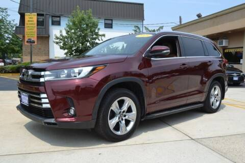 2019 Toyota Highlander for sale at Father and Son Auto Lynbrook in Lynbrook NY