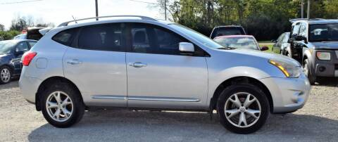 2011 Nissan Rogue for sale at PINNACLE ROAD AUTOMOTIVE LLC in Moraine OH