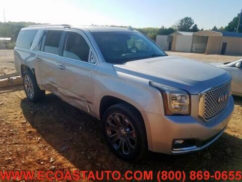 2016 GMC Yukon XL for sale at East Coast Auto Source Inc. in Bedford VA