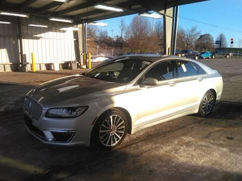 2017 Lincoln MKZ for sale at Matthew's Stop & Look Auto Sales in Detroit MI