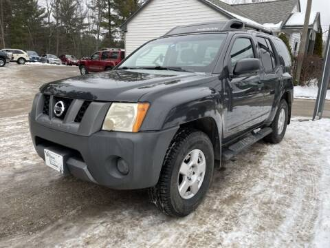 2008 Nissan Xterra for sale at Williston Economy Motors in Williston VT