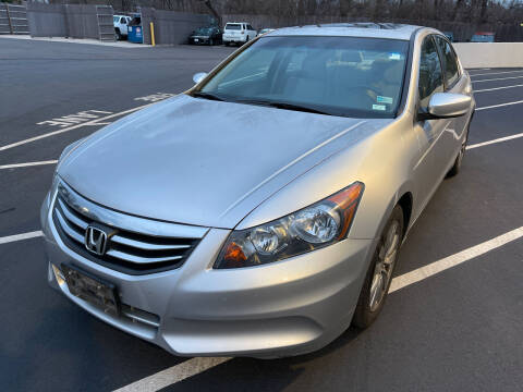 2012 Honda Accord for sale at Best Deal Motors in Saint Charles MO