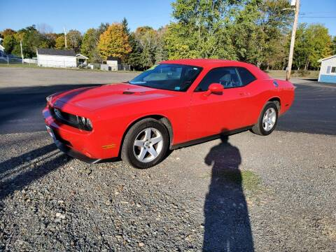 2010 Dodge Challenger for sale at ALL WHEELS DRIVEN in Wellsboro PA