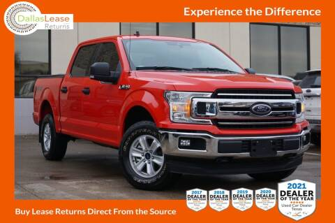 2019 Ford F-150 for sale at Dallas Auto Finance in Dallas TX