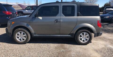 2008 Honda Element for sale at The Car Lot in Delta CO