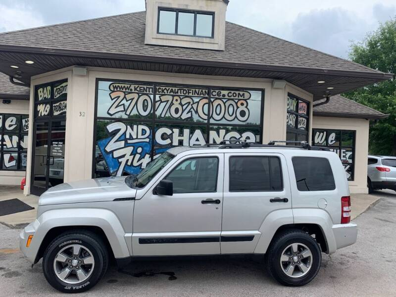 2008 Jeep Liberty for sale at Kentucky Auto Sales & Finance in Bowling Green KY