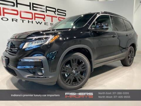 2021 Honda Pilot for sale at Fishers Imports in Fishers IN