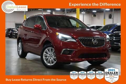 2017 Buick Envision for sale at Dallas Auto Finance in Dallas TX