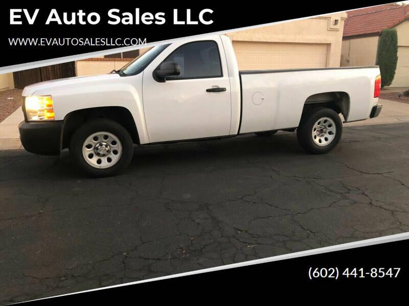 2013 Chevrolet Silverado 1500 for sale at EV Auto Sales LLC in Sun City AZ