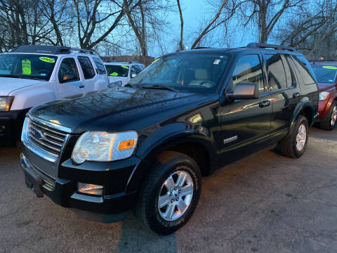 2008 Ford Explorer for sale at Real Deal Auto Sales in Manchester NH