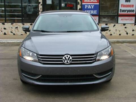 2015 Volkswagen Passat for sale at Auto Limits in Irving TX