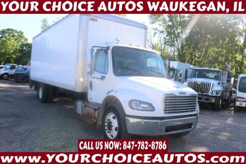 2012 Freightliner M2 106 for sale at Your Choice Autos - Waukegan in Waukegan IL