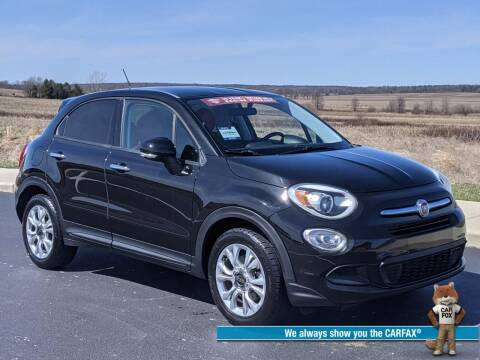 2016 FIAT 500X for sale at Bob Walters Linton Motors in Linton IN