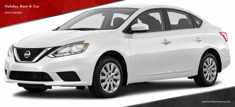 2017 Nissan Sentra for sale at Holiday Rent A Car in Hobart IN