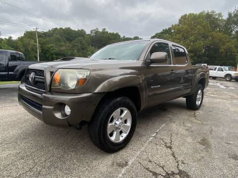 2011 Toyota Tacoma for sale at Monroe Auto's, LLC in Parsons TN