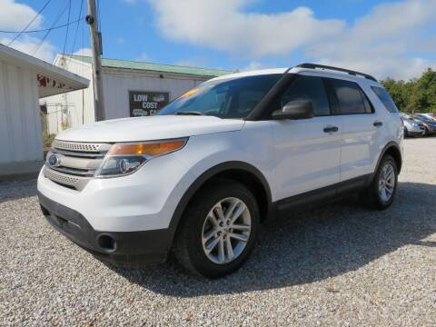 2015 Ford Explorer for sale at Low Cost Cars in Circleville OH